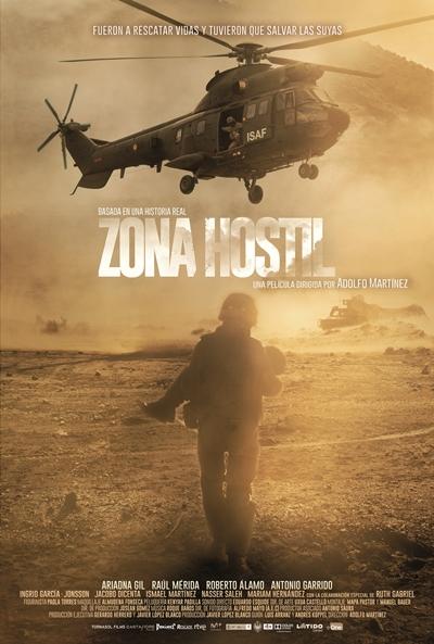 Zona hostil  Bélica / 2017 / España /