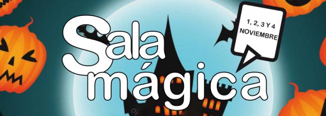 halloween sala magica