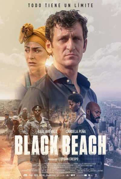 Black Beach  Thriller / 2020 / España /