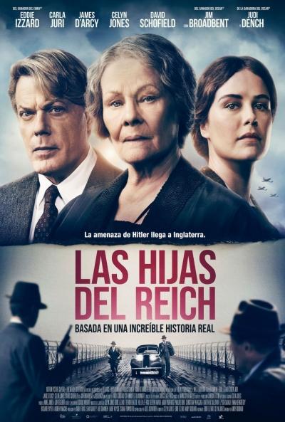 Las hijas del Reich  Thriller / 2020 / Reino Unido / 99 minutos