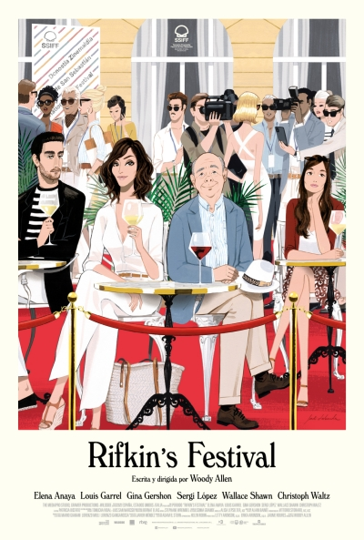 Rifkin's Festival  Drama / 2020 / EE.UU / 92 minutos